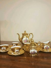 Antique Tea/coffee set