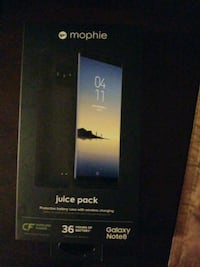 Mophie juice pack Temple