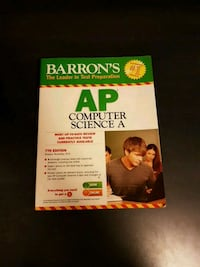Barron's AP Computer Science A Waterloo, N2L
