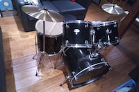Mapex Tornado 7 piece Drum Set with seat. Barely used Ajax, L1S 5X5