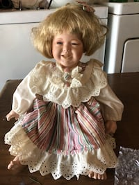 Collectible porcelain doll  Morristown, 37814