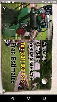 irrigation Clearfield