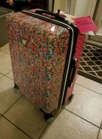Betsey Johnson carry on