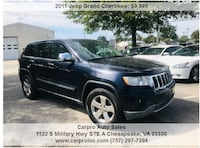 2011 Jeep Grand Cherokee Newport News