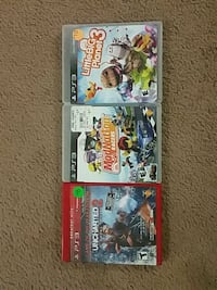 Ps3 games Westminster, 80030