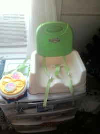Seat straps to chair for toddler.toydrum take both Cheyenne, 82001