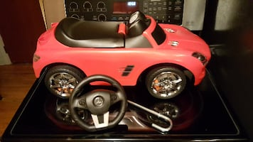 Best Ride On Cars Mercedes Benz Car Riding Push  Toy NEW