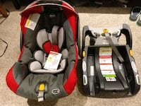 Chicco keyfit 30 infant car seat with base Toronto, M4G 2N4