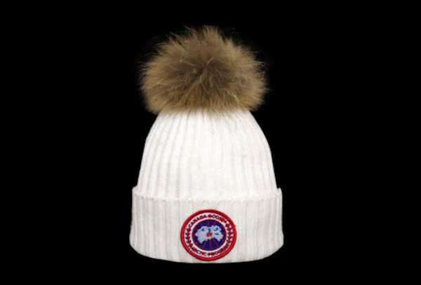 Used Winter Outdoor Sports Warm Knit Beanie Cap Pom Pom(white ) for sale in  LONDON 13c793977fc8