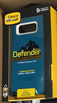Galaxy Note 8 OtterBox Defender Richmond, V6Y