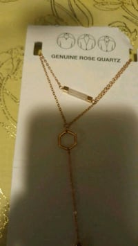 Rose gold colored Fashion jewelry  Oxon Hill