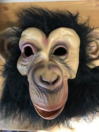 Halloween Monkey Mask Colorado Springs, 80923