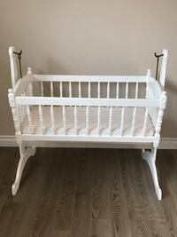 baby crib with mattress Airdrie