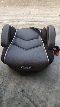 baby's gray and black Graco booster seat Clarksville, 37040