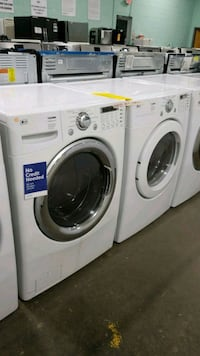 Lg electric set washer and dryer 27inches!  Manorville, 11949