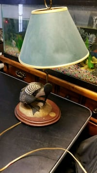 Table lamp its a Natures path collection peice Langley, V3A 1G2