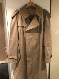 Men's Trench coat size 44