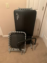 AeroPilates Performer Plus Machine with Re-Bounder Included. Lightly Used