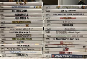 Wii Bundle Games