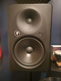 Mackie HR824 Studio Monitors Mississauga, L4Z 3P7