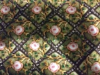 """""""Russian Rose"""" Knit Fabric 2yrds New Orleans, 70124"""