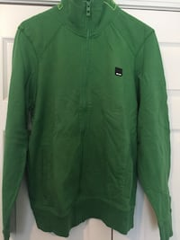 green zip jacket Toronto, M5N 1C5
