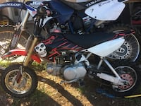 Bored to 88cc Crf50 with lots of upgrades Phoenix, 85307