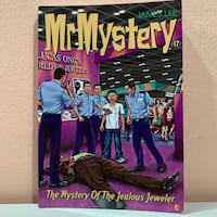 Mr Mystery < The Mystery of The Jealous Jeweler > Book Hougang, 530971