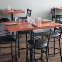 Restaurant Tables ($49) and Chairs ($18) Furniture