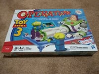 Brand New Operation toy story 3 board game  Woodbridge, 22192