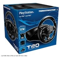 Thrustmaster T80 Racing Wheel for PS4/PS3 Mississauga, ON L4T 3Y9, Canada