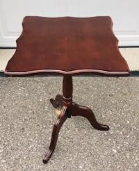 Wooden Table Vaughan, L6A 3N9