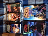 Star Wars Novels: Hand of Thrawn, Shadows of the Empire, Old Republic Revan 508 km