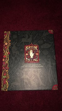 Fortune telling cards brand new ...
