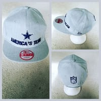 AUTHENTIC NFL FOOTBALL SNAPBACK HAT.  Washington, 20010