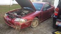 Ford - mustang - 1998 PARTS ONLY
