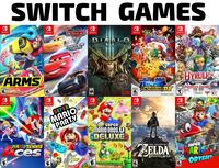 SWITCH Games - $40 and up Mississauga, L4W