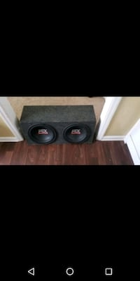 Subwoofers *PRICE IS FIRM Pascagoula, 39581