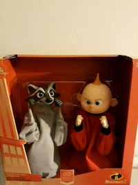 Disney Pixar The Incredibles 2 Boxing Puppets!