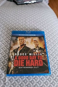 Good Day to Die in Blu-ray and DVD Ottawa, K1K 4W3