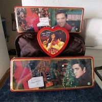 Elvis presley tins $15 for all Louisville, 40272