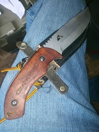 Ozark trail hunting knife