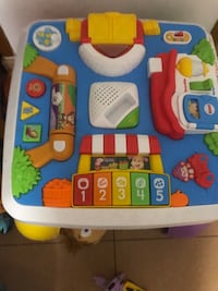 Mesa actividades fisher Price Viladecans, 08840