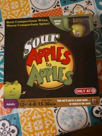 Brand new sour apple to apple game Pointe-Claire, H9R