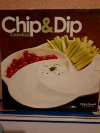 Chip dip tray St. Catharines, L2S 1G2