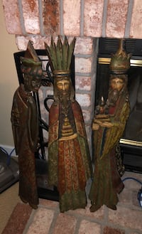 Hand made 3 wise men