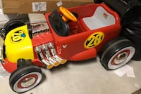 Mickey Mouse Roadster Motorized Car