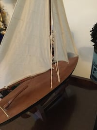 "Sail boat With stand    20"" x 25: Charlotte, 28226"