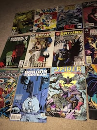 assorted Marvel comic book collection South Bloomfield, 43103