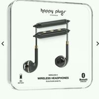 Gold and black happy plug headphones  Toronto, M3A 1Y8